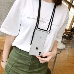 Phone Case with adjustable strap